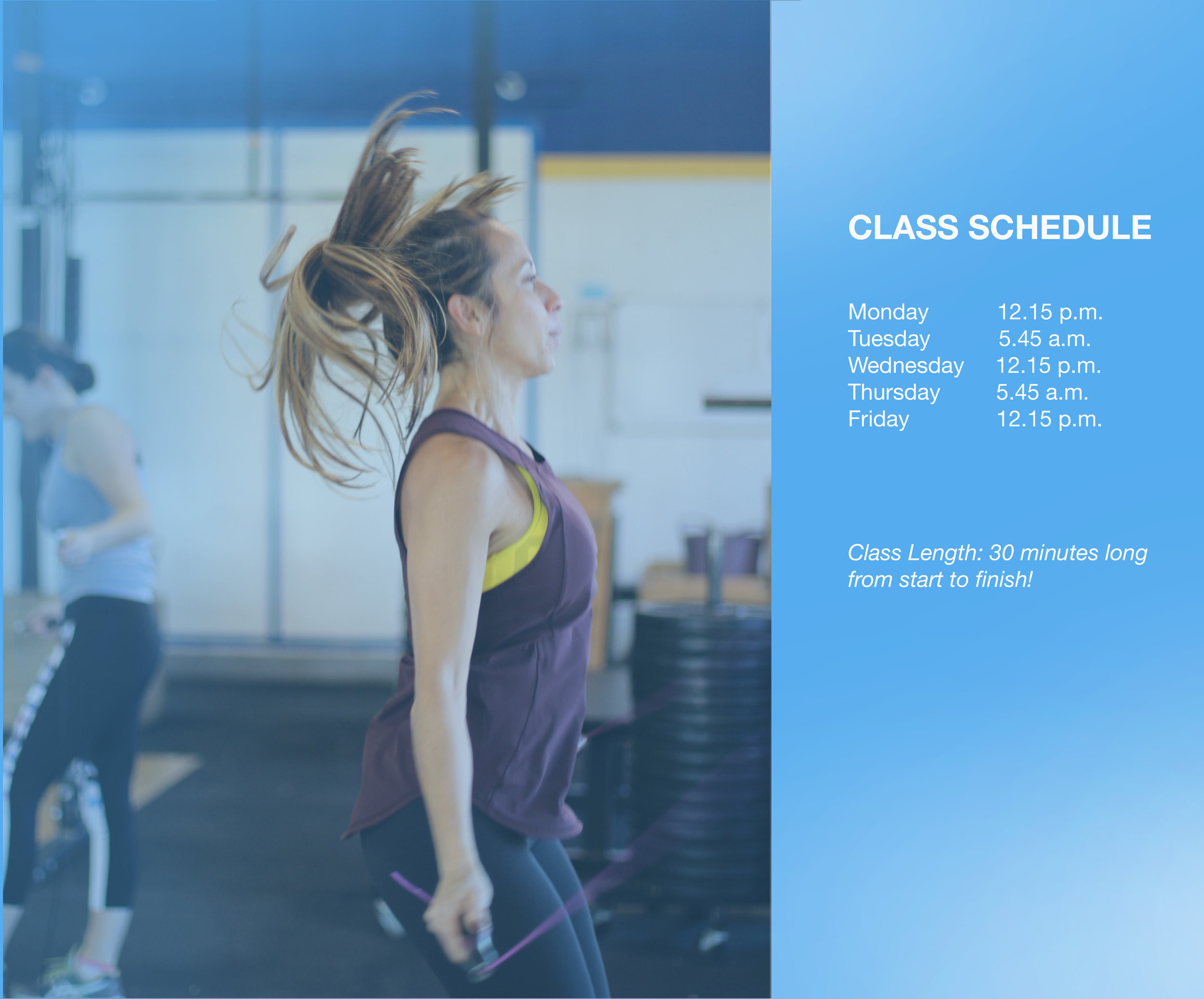 This Monday! High Intensity Interval Training (HIIT) Classes are coming to Northampton! August is FREE for Members!