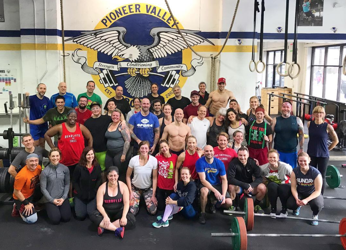 HAPPY HOLIDAYS from Pioneer Valley CrossFit!!