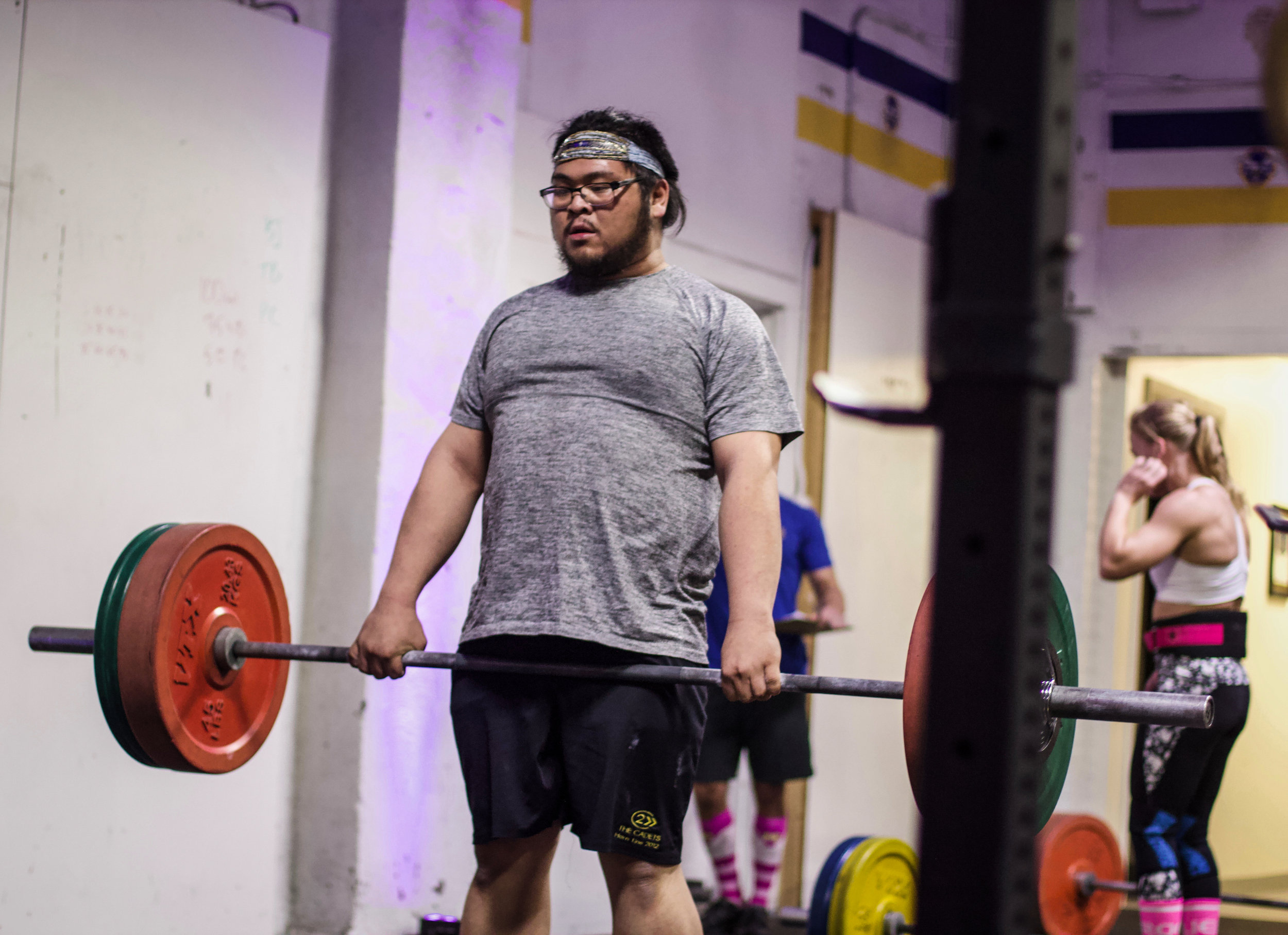 PVCF athlete, Bueno! He's the master of all of the special light and sound at the gym recently. Thank you, Bueno for making PVCF even more extraordinary!