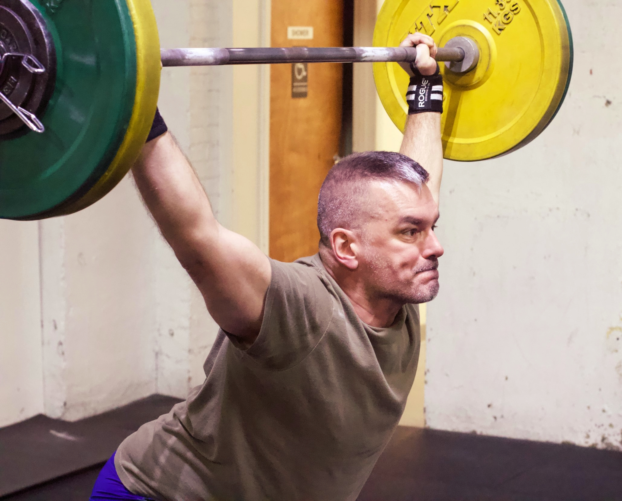 PVCF athlete, John Aube stays focused and strong! (The awesome haircut helps too!)