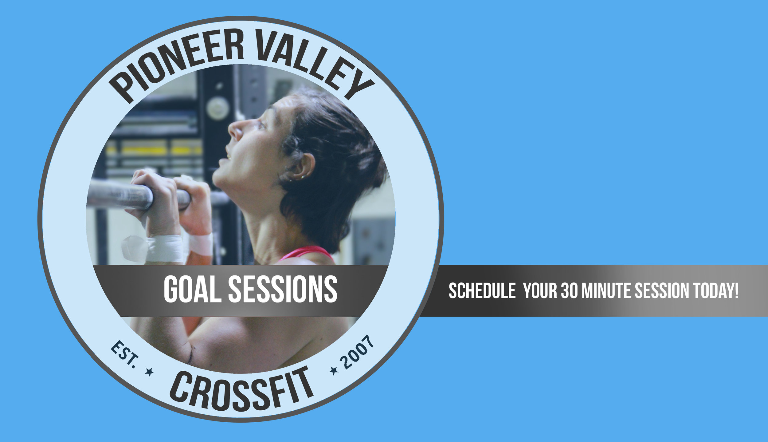 Did you know? You can schedule 30 minute Goal Setting Sessioins? You bring the goals, we'll take care of the rest!😉s