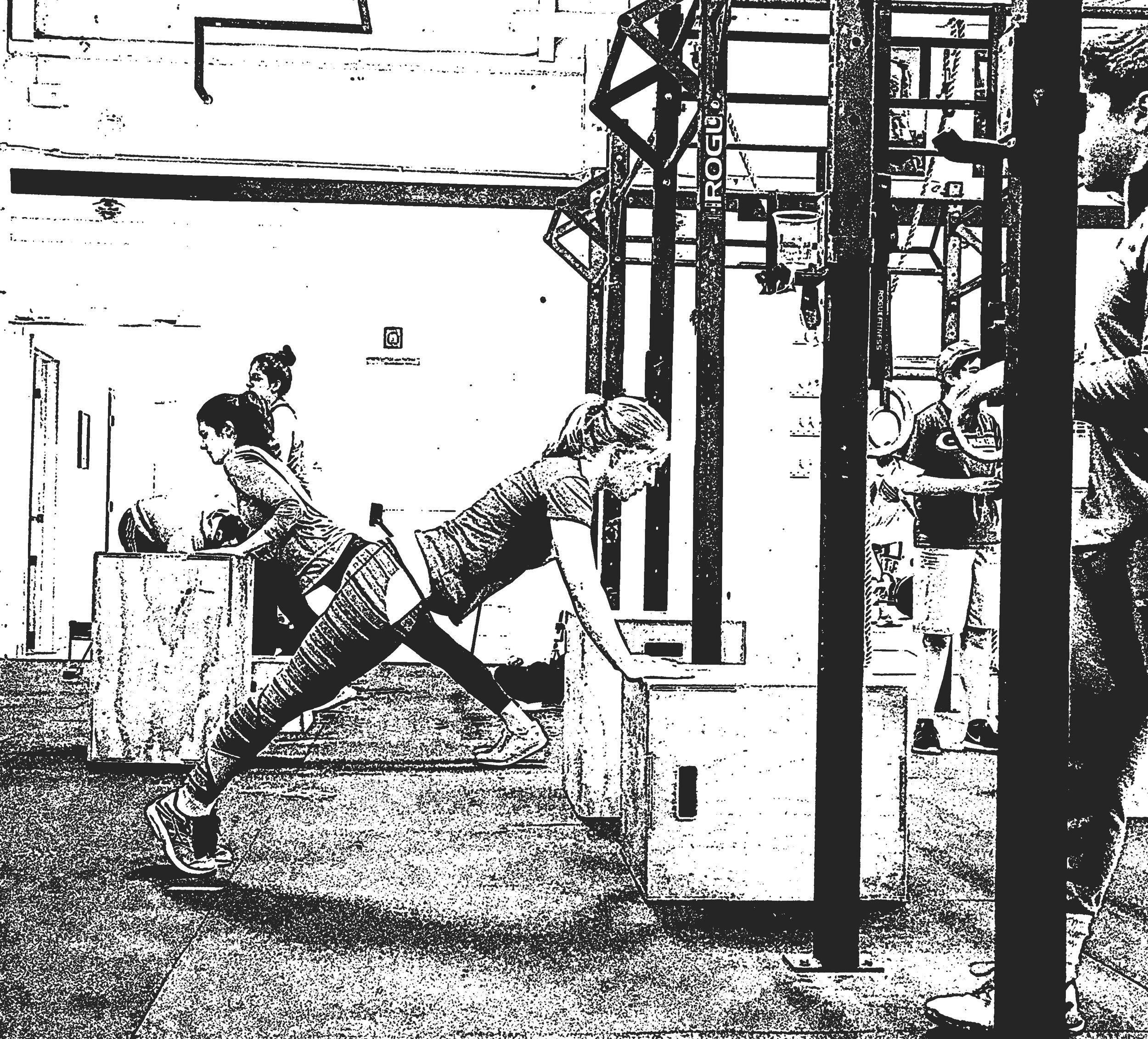 All of our workouts are scalable:) Including Memorial Day Murph!