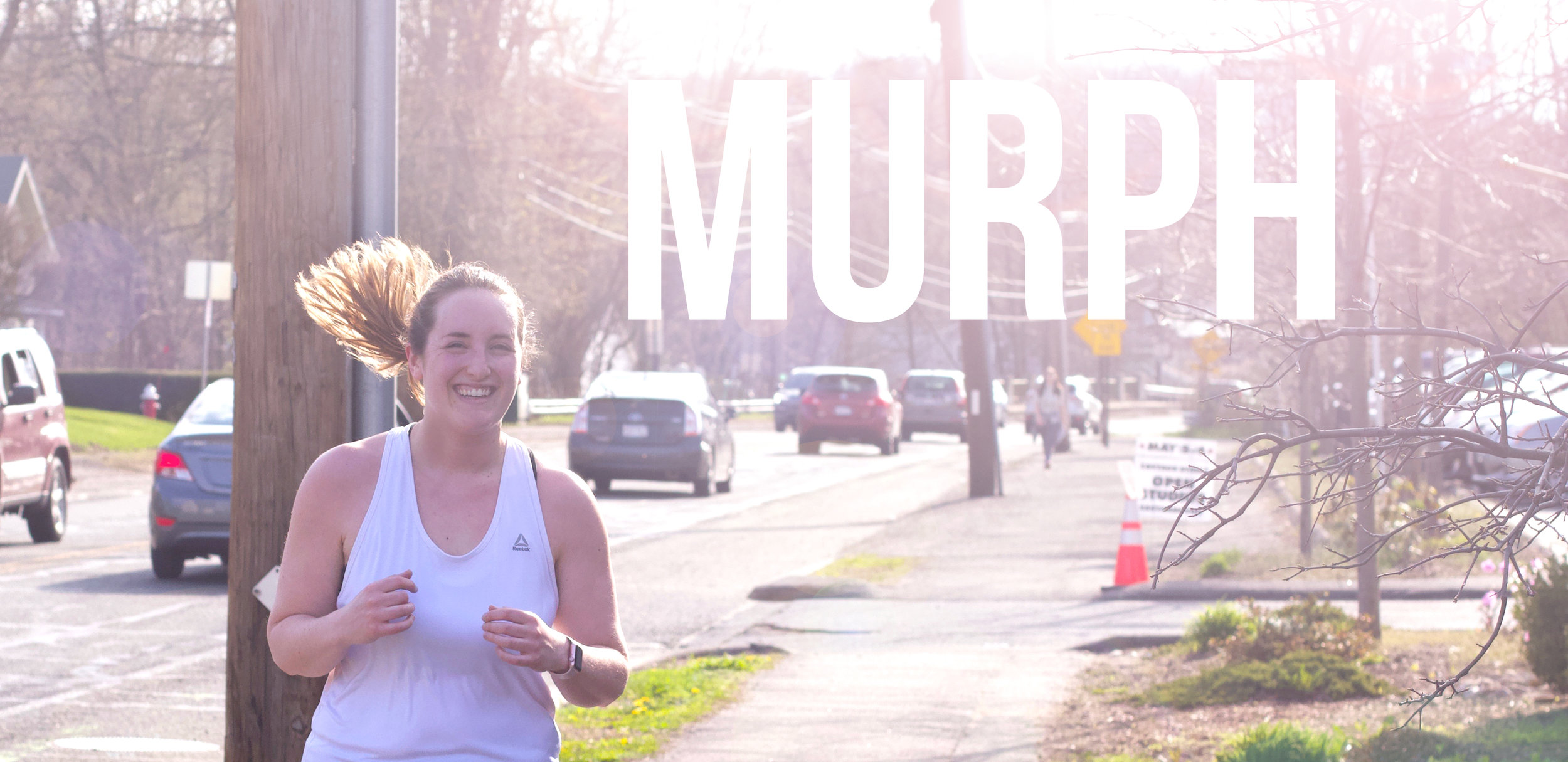Memorial Day! May 28th we will be doing Murph! Curious about what this is all about? Scroll down*
