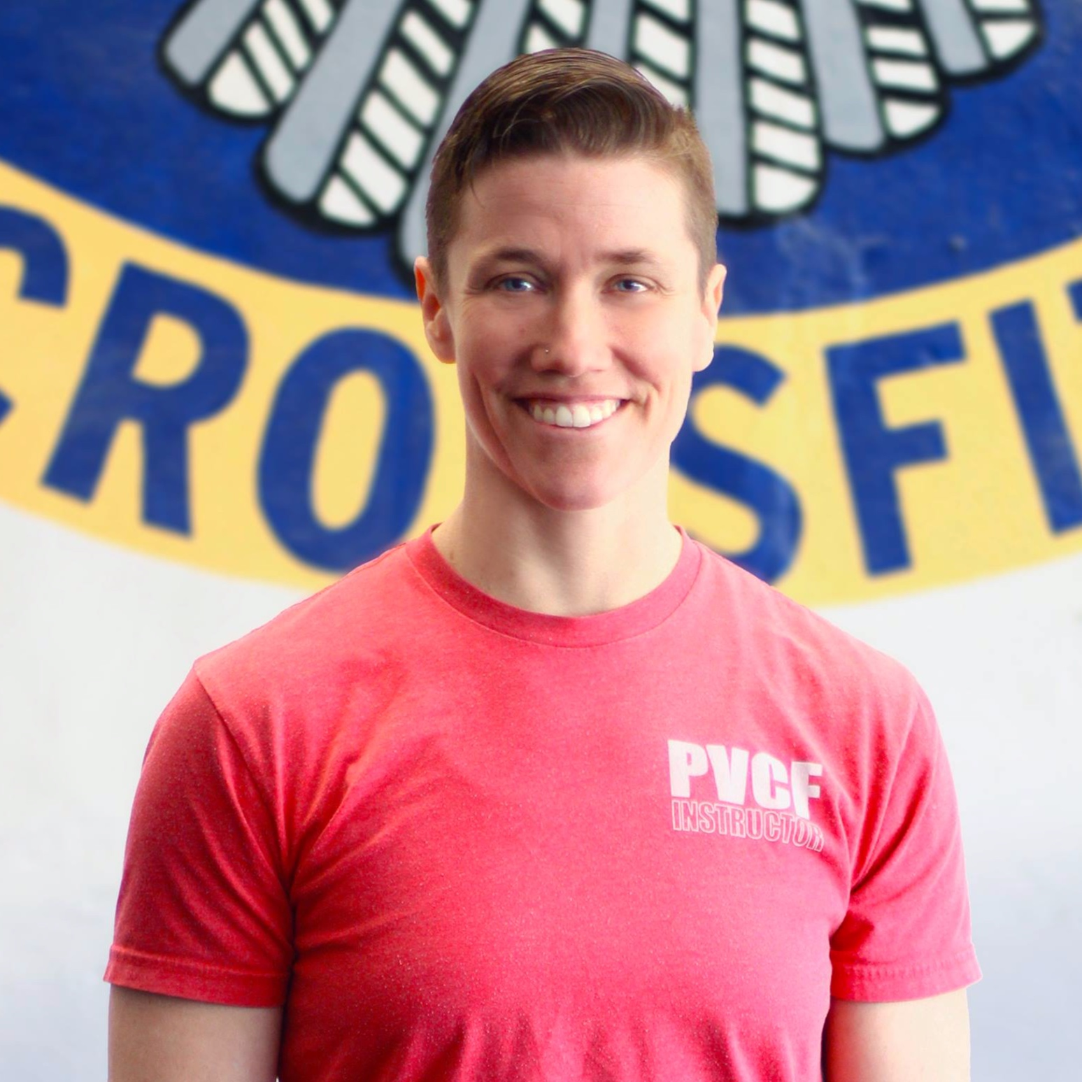 Ayn is the Director of Training at PVCF and has been a leader on our Coaching Team for over 6 years. She is a CrossFit Level 1 and Level 2 Trainer, and is also a CrossFit gymnastics coach, OPEX certified, and a certified Bikram yoga instructor. Ayn is a four-time North East CrossFit Games qualifier. Naturally athletic, she played division one soccer at the University of Oklahoma where she earned a BFA in Fine Art. Ayn is as accomplished in the arts as she is in athletics. She earned her MFA in painting from Colorado State in 2005 and it was there in 2008 that she started working out at a small CrossFit affiliate. It changed her life. For Ayn, training is more about self-actualization than fitness. She enjoys coaching because it gives her the chance to play a positive role in peoples lives. She is currently the Director of Programming and in charge of PVCF's Masters Program and can often be found coaching athletes in Northampton.