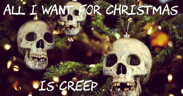 After a long hiatus, Be Creepy will be back with new episodes soon. Just in time for Christmas! #newepisodes #comingsoon #hiatusblues #becreepywithme #becreepywithmepodcast #creepy #christmas #podcast