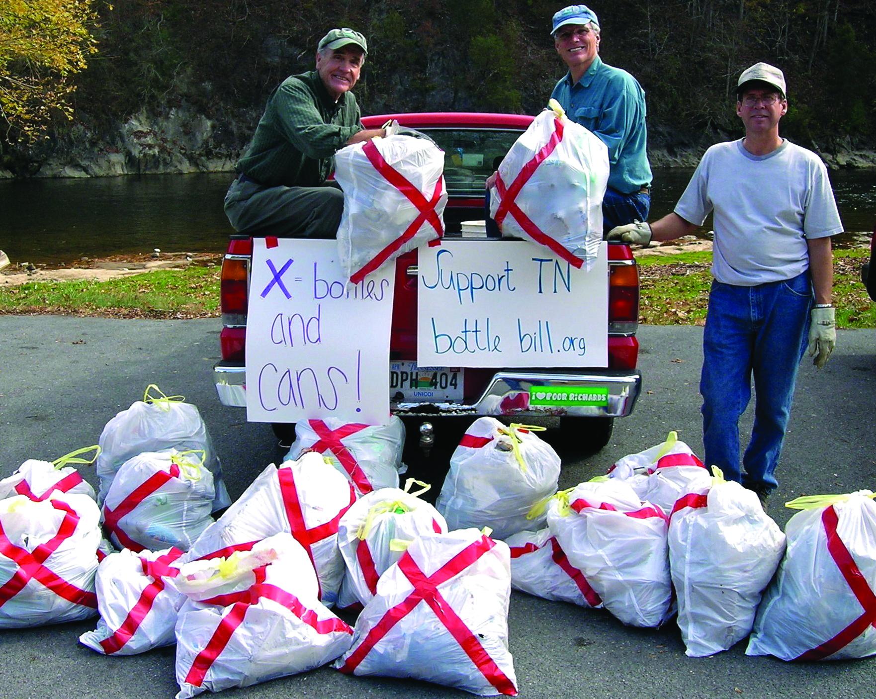 TU Trout Unlimited Cleanup Nov 2005.jpg