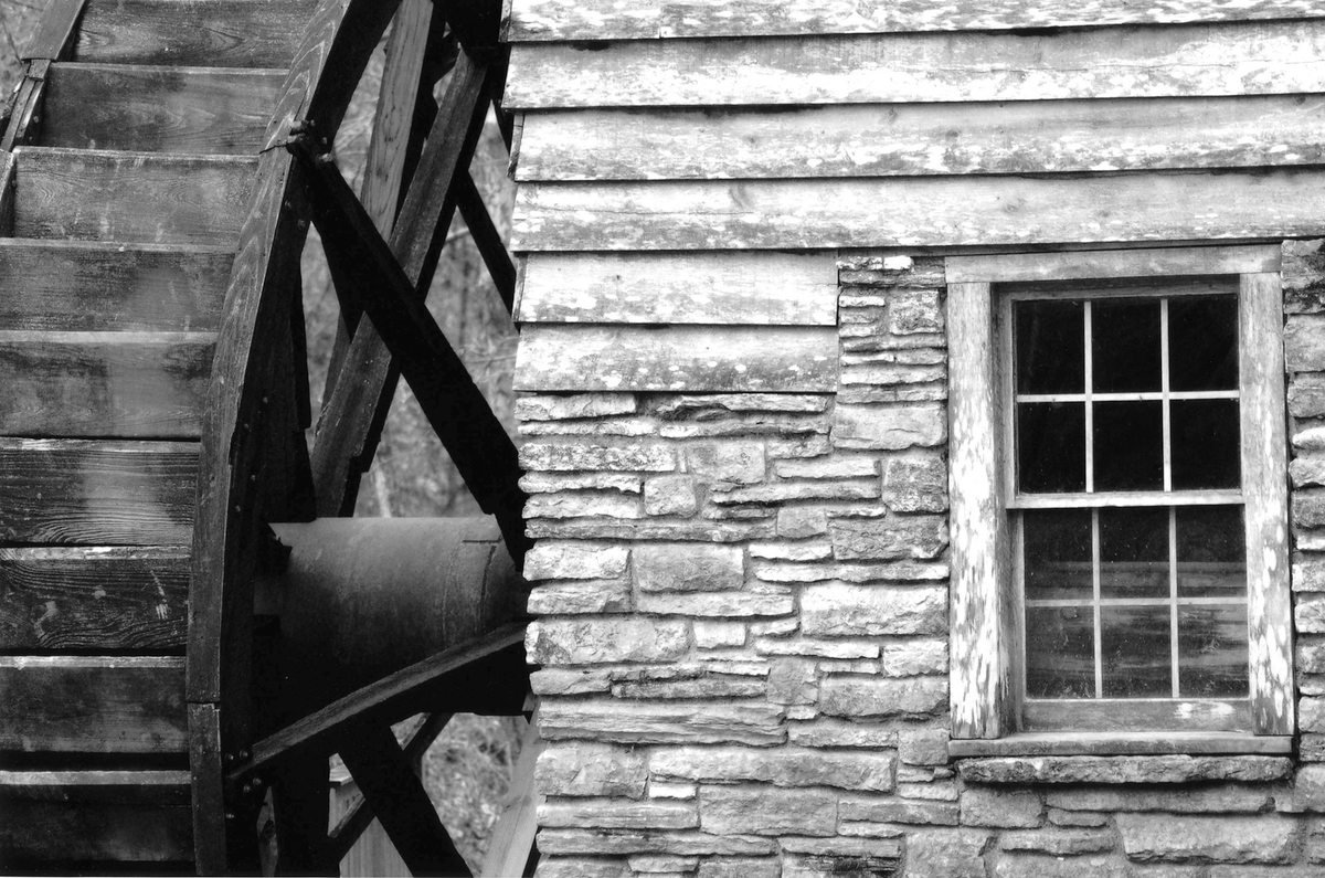 Grist Mill at Norris Dam  By Caitllin Taylor
