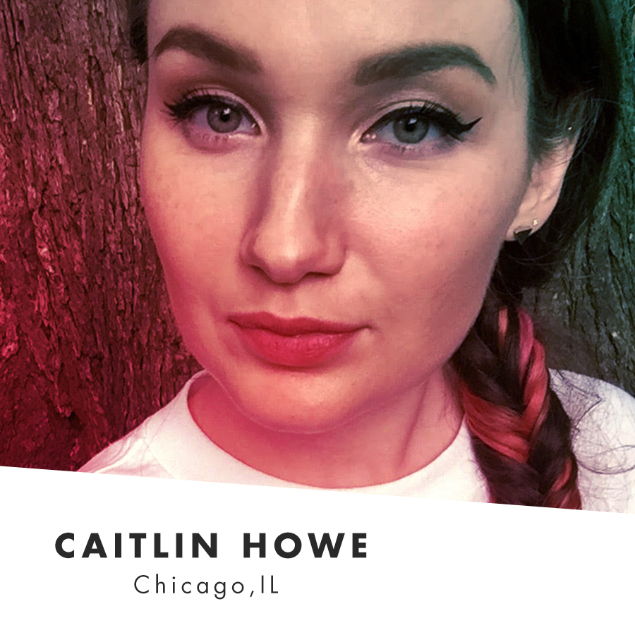 Caitlin is a designer born and raised in Chicago. She currently works at Superfly. When she isn't in front of her computer she is exploring every new bar/restaurant/coffee shop that pops up around the city. She is a self-professed plant lady (see: cat lady, but with succulents), and an amateur nartist (nail artist.)    @cee.aye      Website