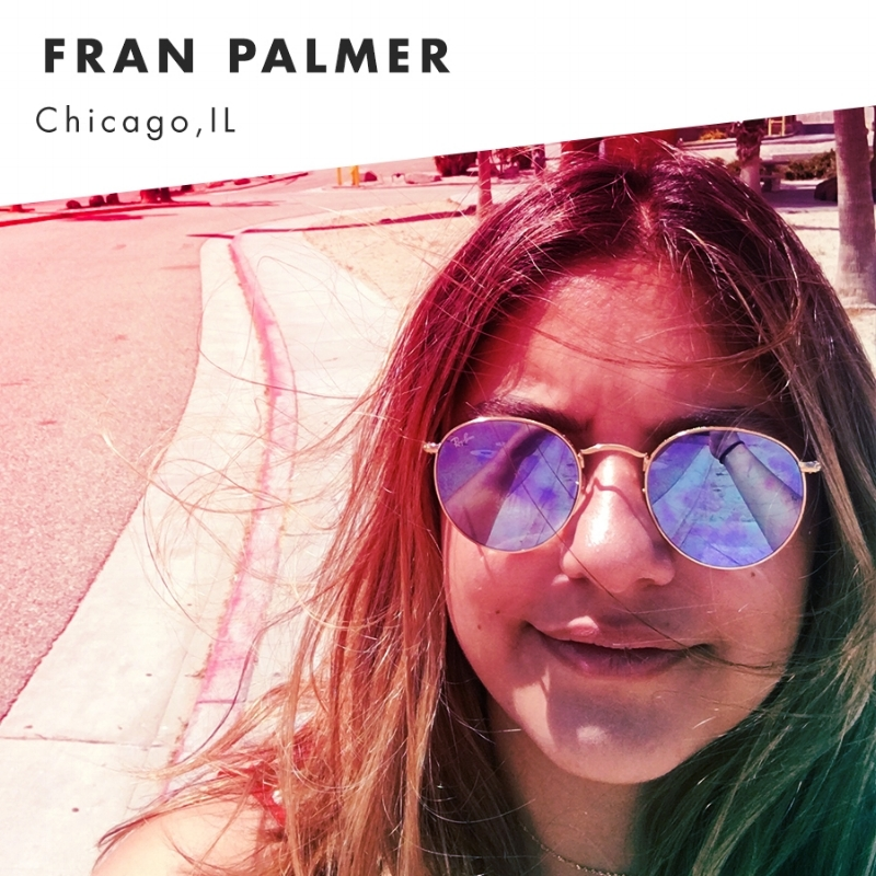 Fran is a designer, illustrator, and amateur calligrapher based in Chicago. She works as a Senior Product Designer at Devbridge Group and teaches User Experience at the Chicago Portfolio School. When she's not deep into prototyping or designing an interface, you can find her cooking, checking out a show with her fellow XCC mamis, attempting to not die at Shred 415 or hand-lettering up a storm.    @regina_pinkerton