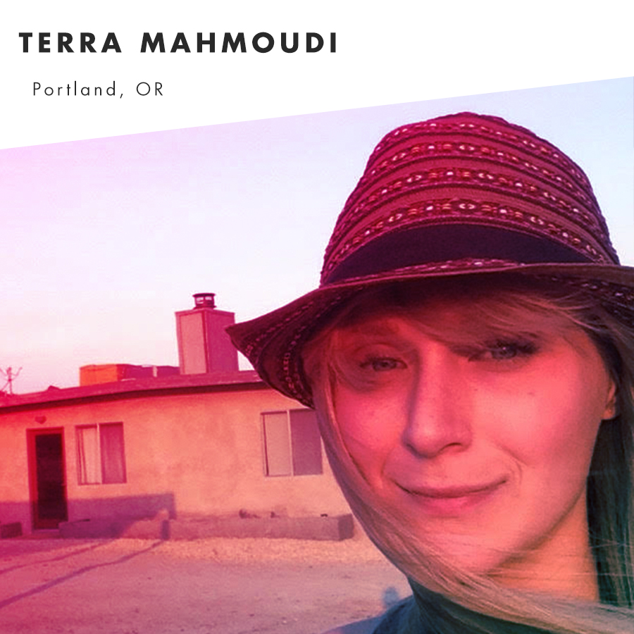 Terra is a Portland-based writer and editor exploring language, culture, and media. Those closest to Terra describe her as crafty; she knows this word has more than one meaning and considers both characterizations very flattering. When she's not analyzing prose, she can be found wandering the PNW with her partner and their incredibly gifted dog-child.   Website      @terradig