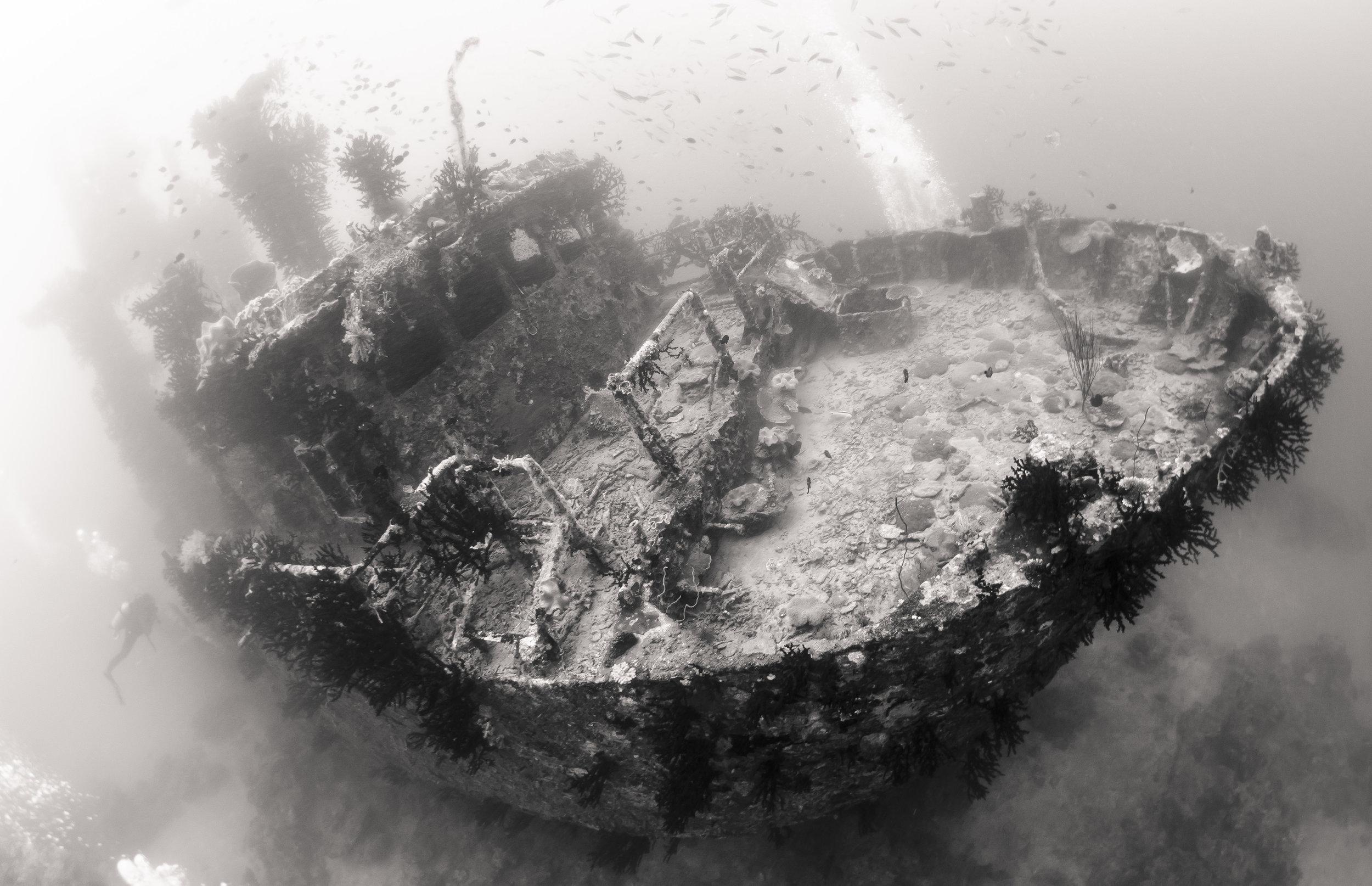 Pai Wreck, Papua New Guinea