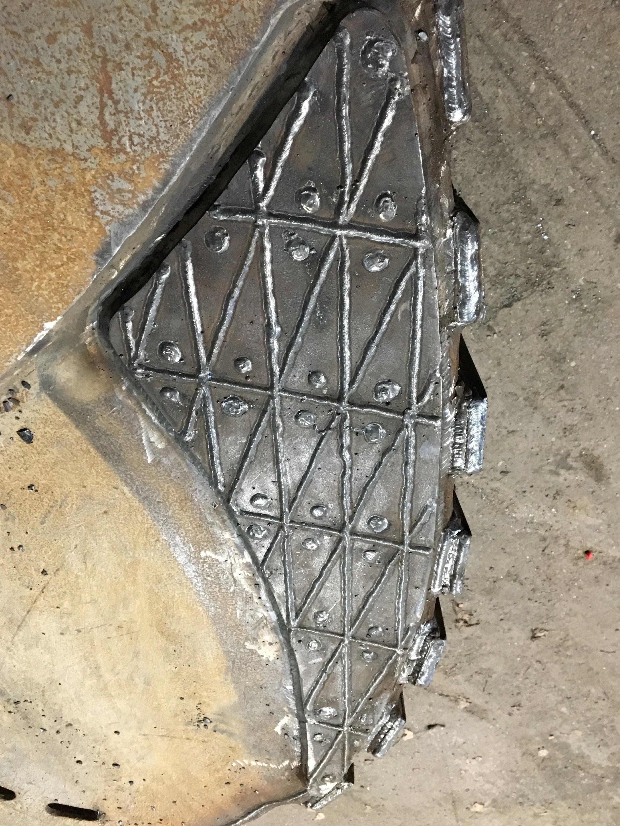 Plaistow, NH - Excavator Bucket repairs