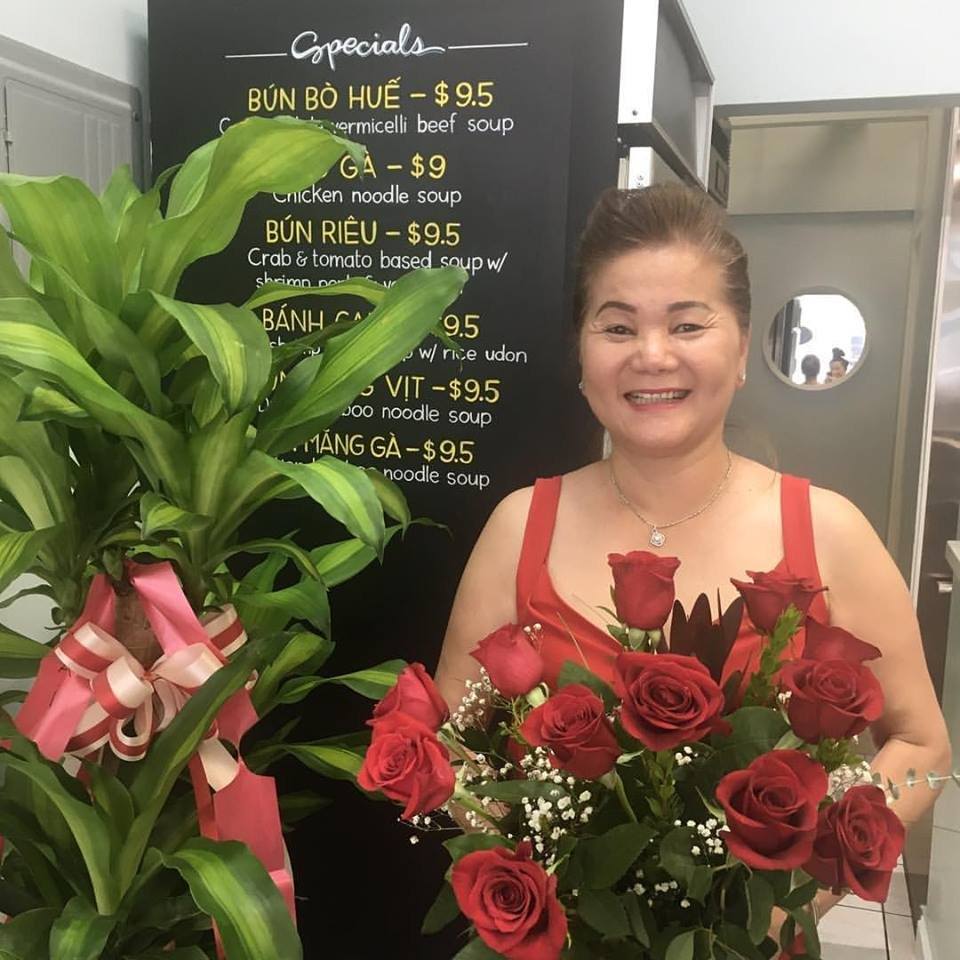 Kim Nguyen owner of  Mong Thu Cafe/Facebook