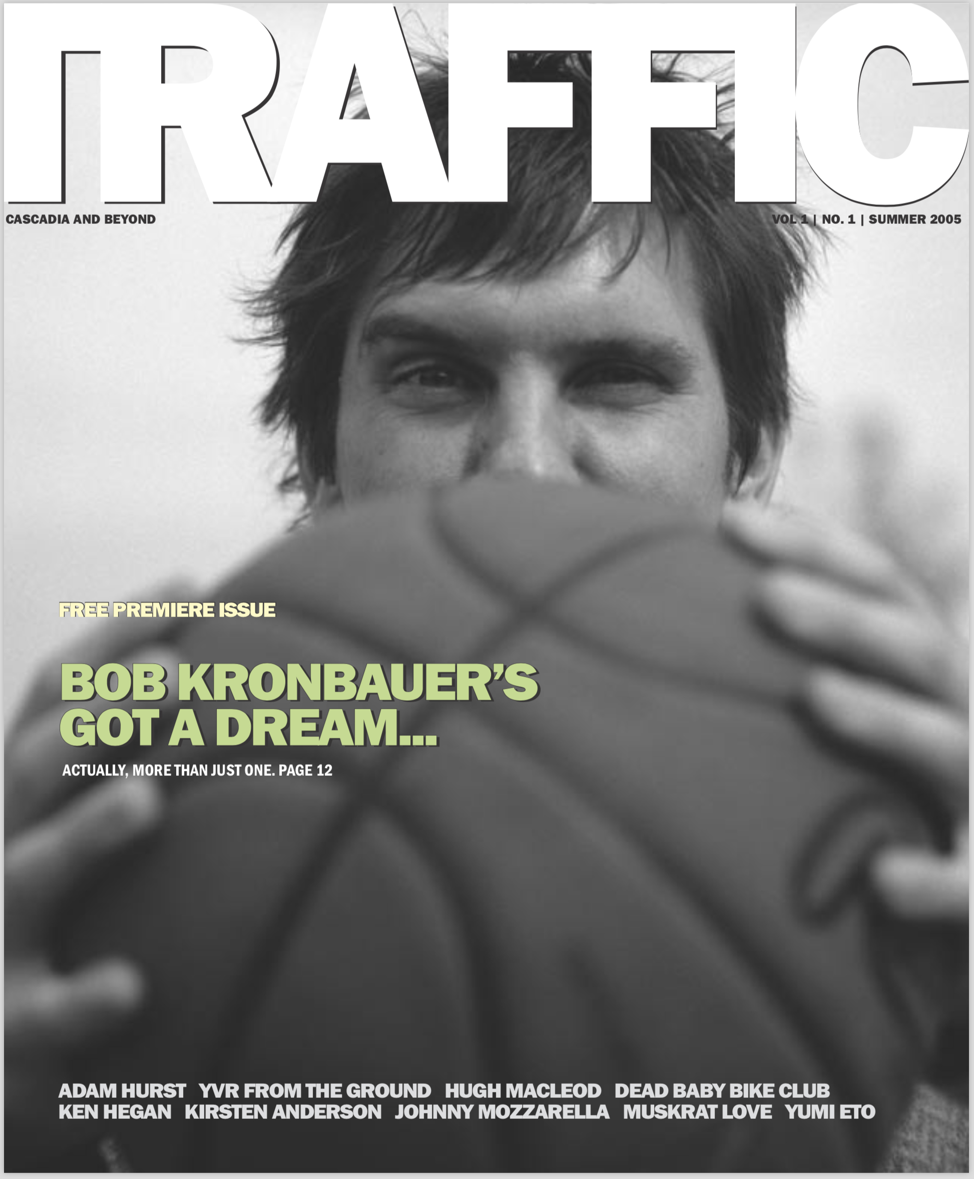 Traffic Magazine Vol.1No.1 - Summer 2005.jpg