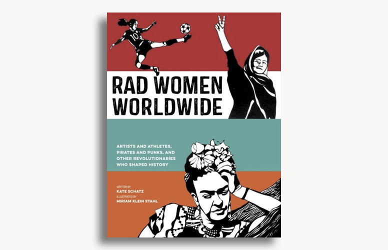rad-women-worldwide-baby-book