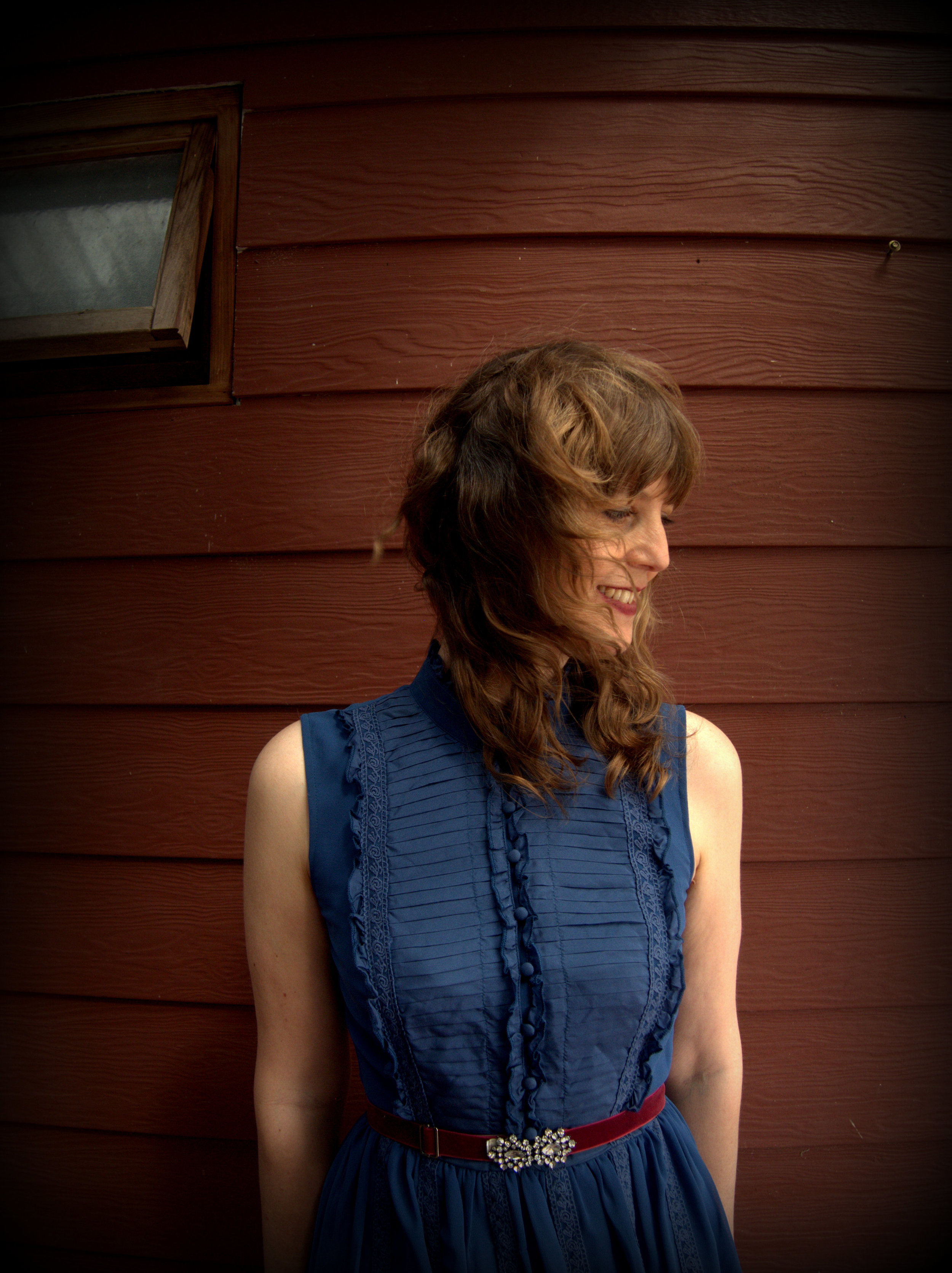 Molly Murn, Author and Poetess