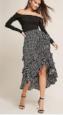 high low skirt $45