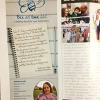 Bee at Home Caregiver, Tasha Boessen receives touching recognition from one of our clients in the Jefferson City Magazine.