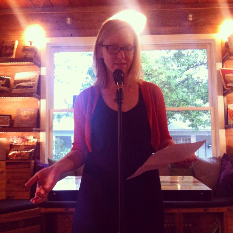 Bonnie Jo Stufflebeam: The Women in the Big Band Fill Their Empty Shells