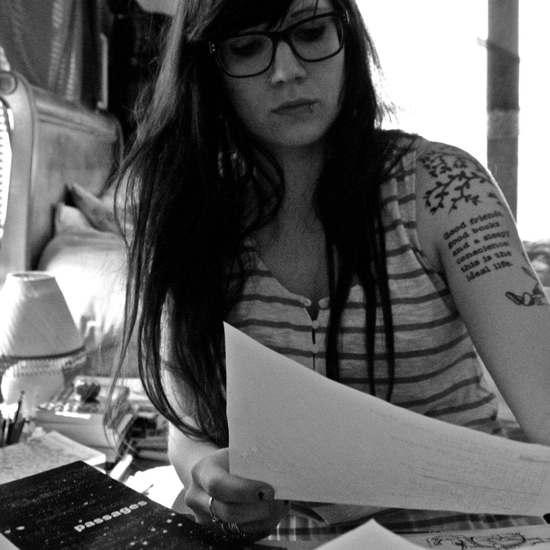 courtney marie: write to live