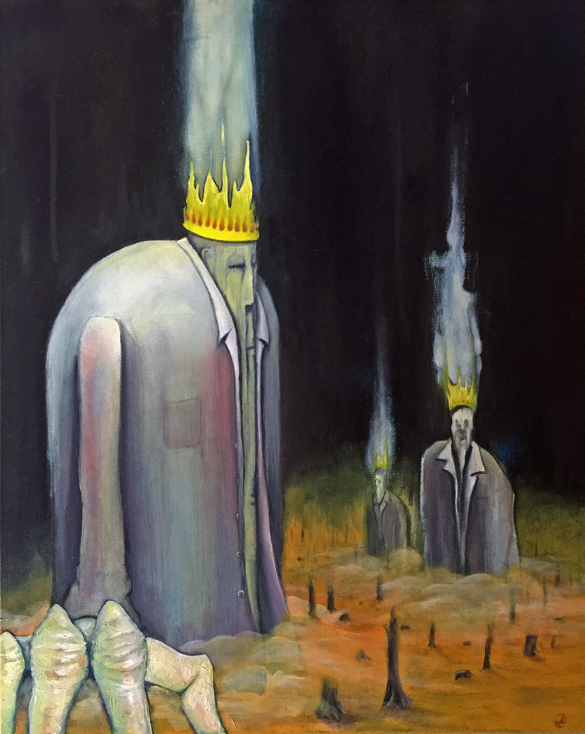 James Rosin, Self-Proclaimed Kings
