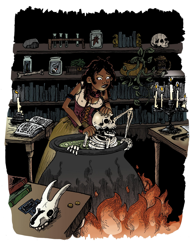 Joe Duncan,  Witchy Woman
