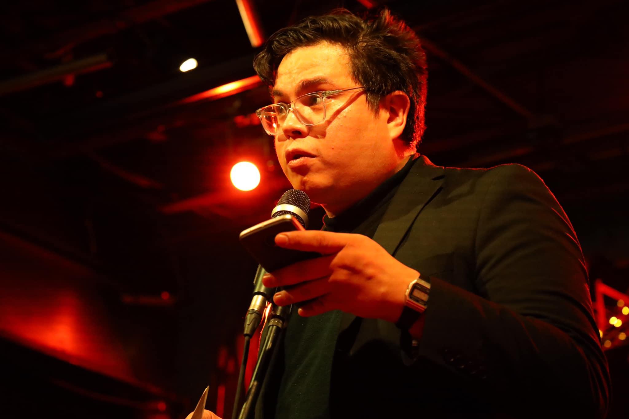 Sebastian Páramo; photo by Lee Green