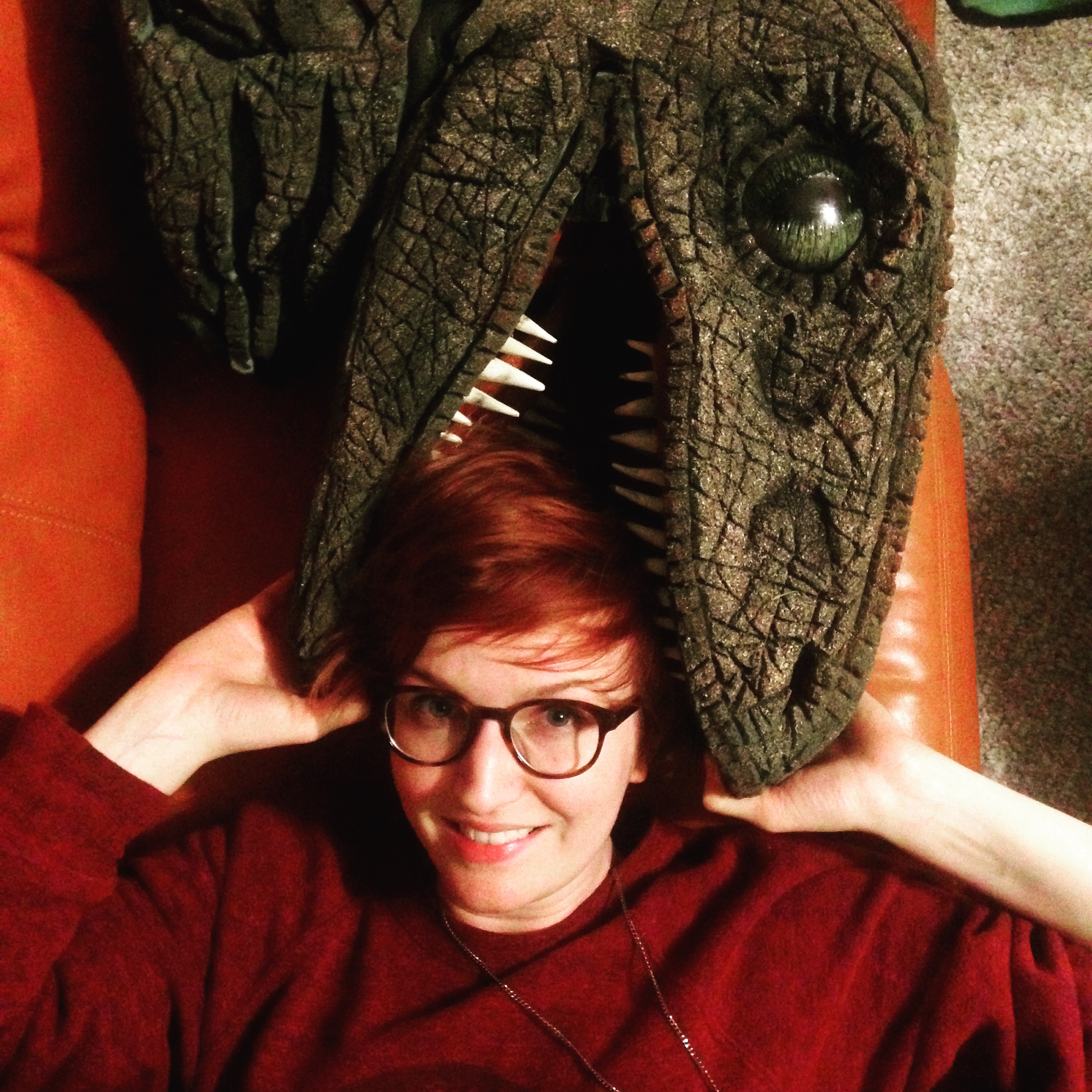 Kristin Wyly  {she/her/hers}  special effects, painting, sewing, woodworking, costume construction and design   Kristin Wyly is a creature creator and artist in Denton, TX. She mainly works on SFX makeups, monsters, costumes and recycled art. She can be reached at k.d.wyly@gmail.com.   kdwyly.wixsite.com/wyly  |  Instagram  |  Twitter