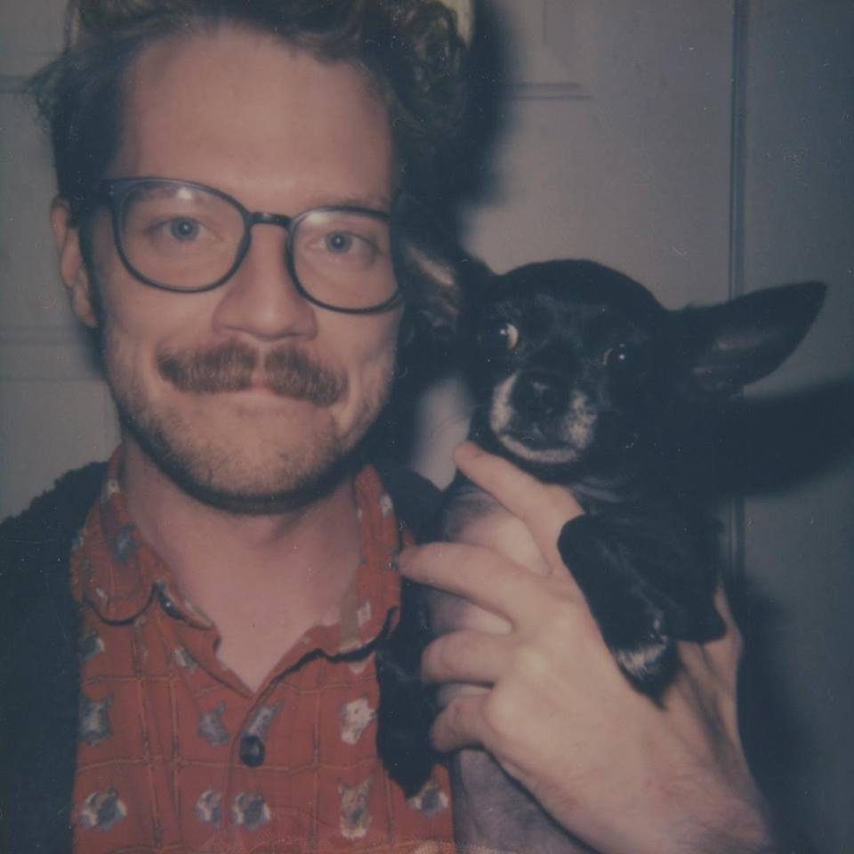 Axel Severs / Rosie  {he/him}  music   Axel Severs is Managing Editor at Nat. Brut, and art and literary magazine. He lives in Dallas.   natbrut.com  /  Instagram