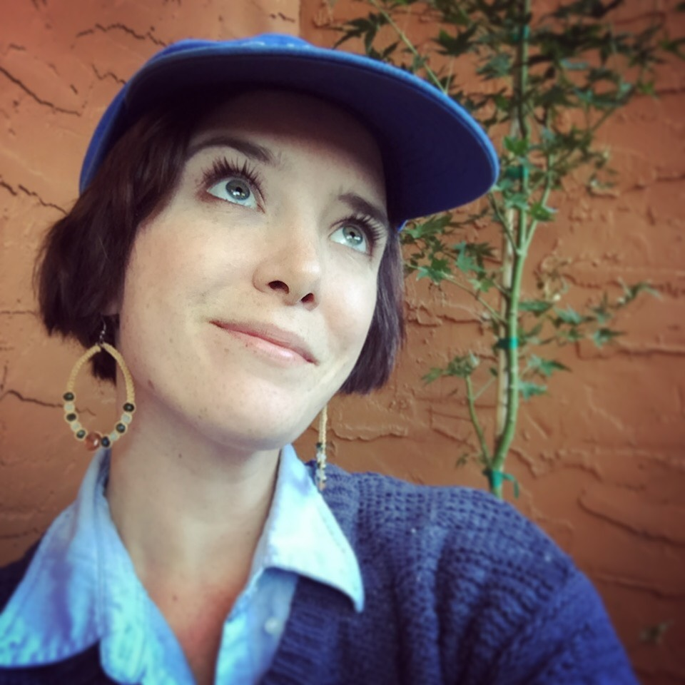 Laurie Holtzclaw  {she/her}  poetry, crafts   I'm just a regular human in this world that has a heart beat that beats along with soul, passion, and expressed creativity by my fellow humans that feel, and take a stand for those feelings. (not an alien, i think)   Instagram