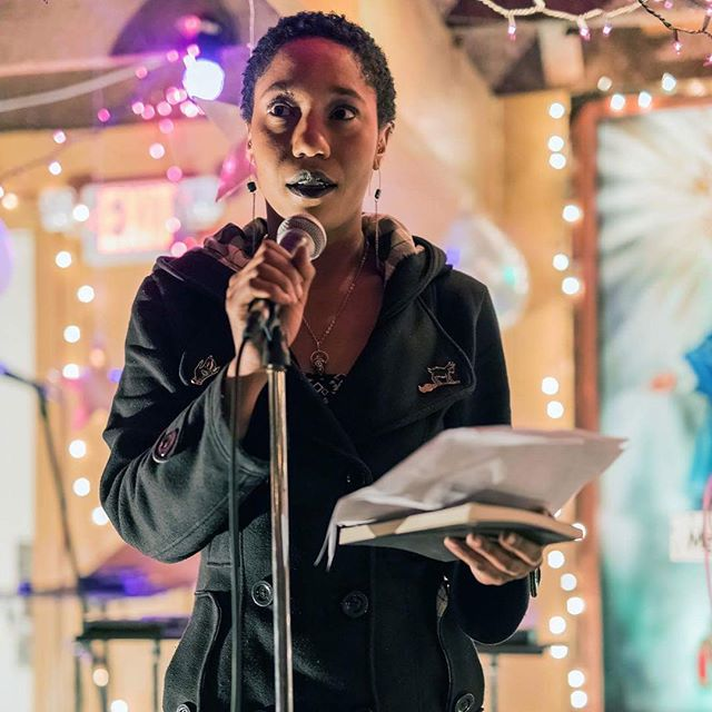 Machele Johnson   poetry, music   Machele Johnson is a Dallas based poet and musician who has been sharing her words and sounds for a little over a year and a half. A melomaniac since birth, Machele's inspirations for writing are sound and music with its complexities and structure. She has a need to study, experiment, and report back on the numerous, wordless joys and sorrows one can experience while lost in sound as well as rejoice in the similarities of the human experience and harmony.   Instagram