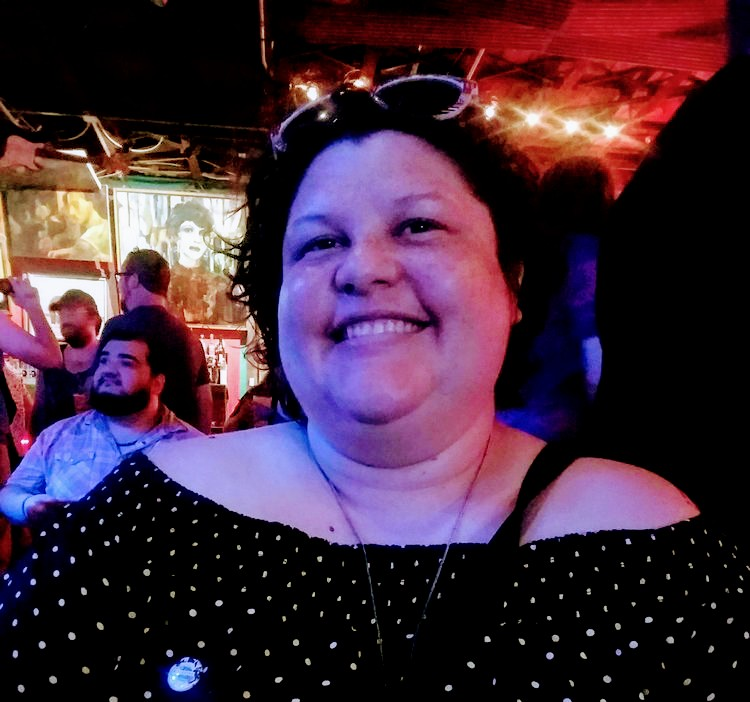 Jeanette Laredo  {she/her}  theater, prose   Dr. Jeanette Laredo is a scholar of all things awful including 18th-century British Gothic literature and Victorian horror. She writes about the dark desires and unrestrained violence that lurk beneath the veneer of polite society. Most nights she can be found listening to podcasts about murder while sipping a hot cup of tea.   Instagram  |  Twitter  |  Tumblr
