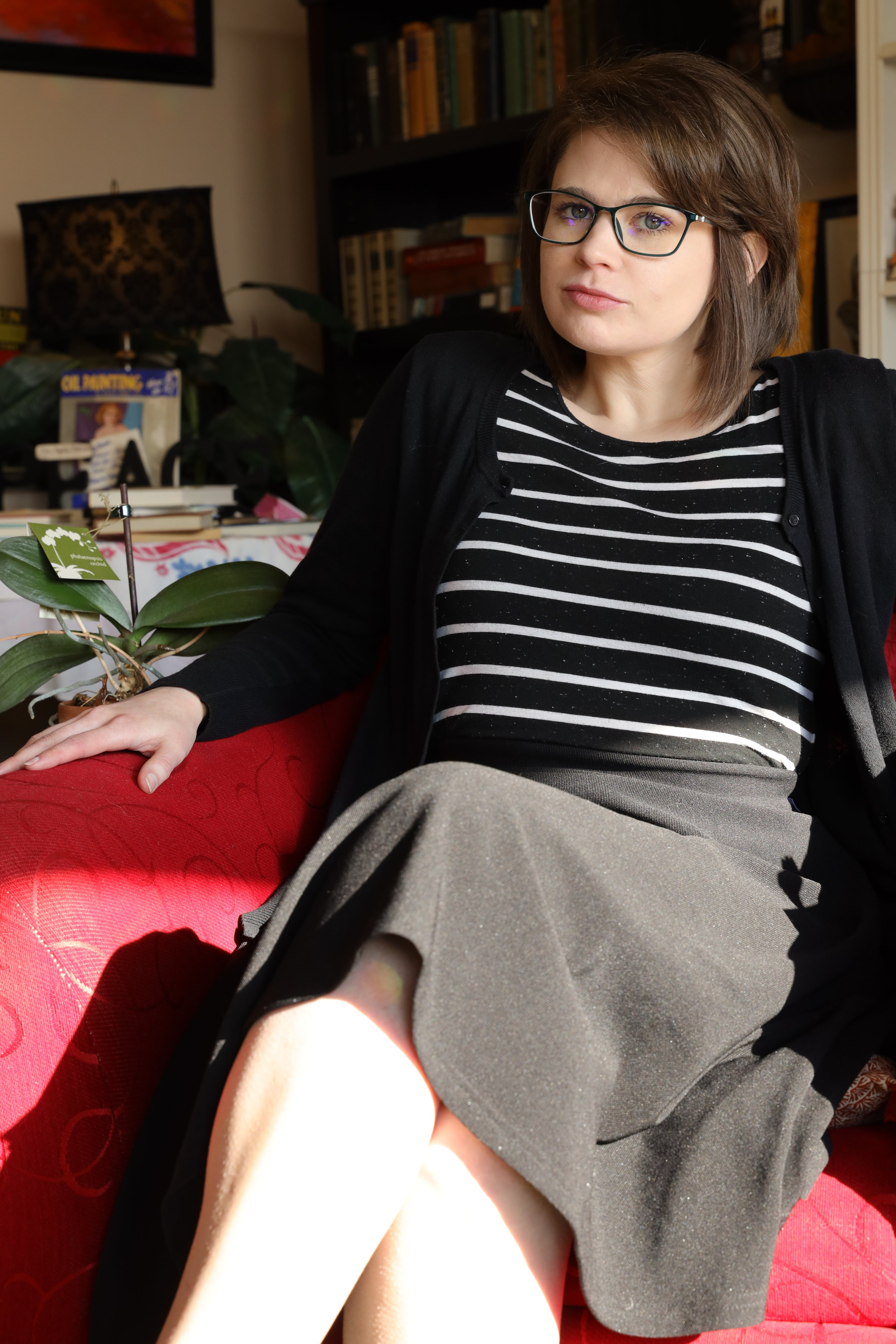 Morgan Ashton Griffin / Morgue Ann  {she/her}  screenwriting, poetry, performance art, theatre   By day I'm a teen services librarian. By night I'm an aspiring writing and creator. If you'd like to work with me in a professional or creative (or both!) context, email me at  morgueann666@gmail.com .   Instagram  |  Twitter