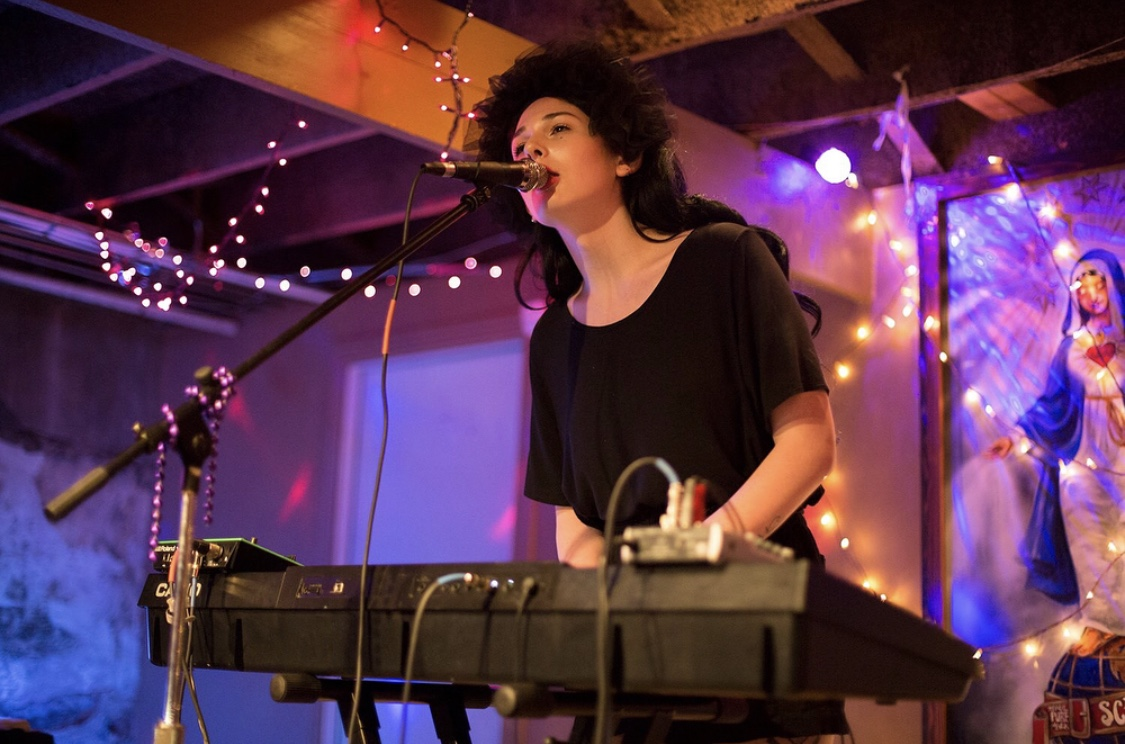 Dahlia Knowles / Lorelei K  {she/her}  music (voice, synth, guitar, production), poetry, painting (acrylics, watercolors, ink)   Lorelei K is an alternative pop project created by Dahlia Knowles. Her third studio release, a sixteen track album recorded at Civil Audio by Michael Briggs, is currently in progress and projected for release in 2019. Dahlia Knowles participates in improv and experimental collaborations particularly with voice, guitar and synths.   Bandcamp