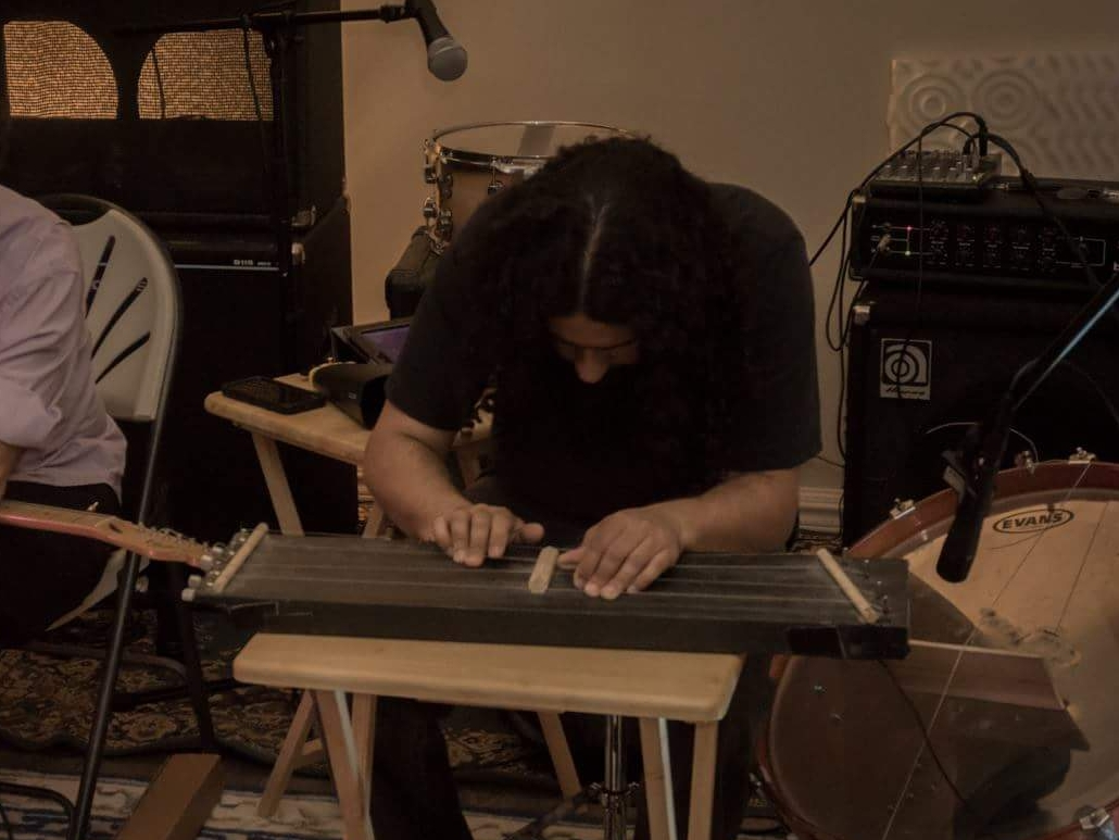Miguel Espinel  {he/him}  music, sound art, intermedia   Miguel Espinel is a Venezuelan composer and improviser based in Denton, TX, who is highly motivated by collective musicking and intermedia collaboration. He is currently working on graduate studies in ethnomusicology at UNT and performs with the duo Monte Espina and the band Cacodemon.   Instagram  |  Facebook