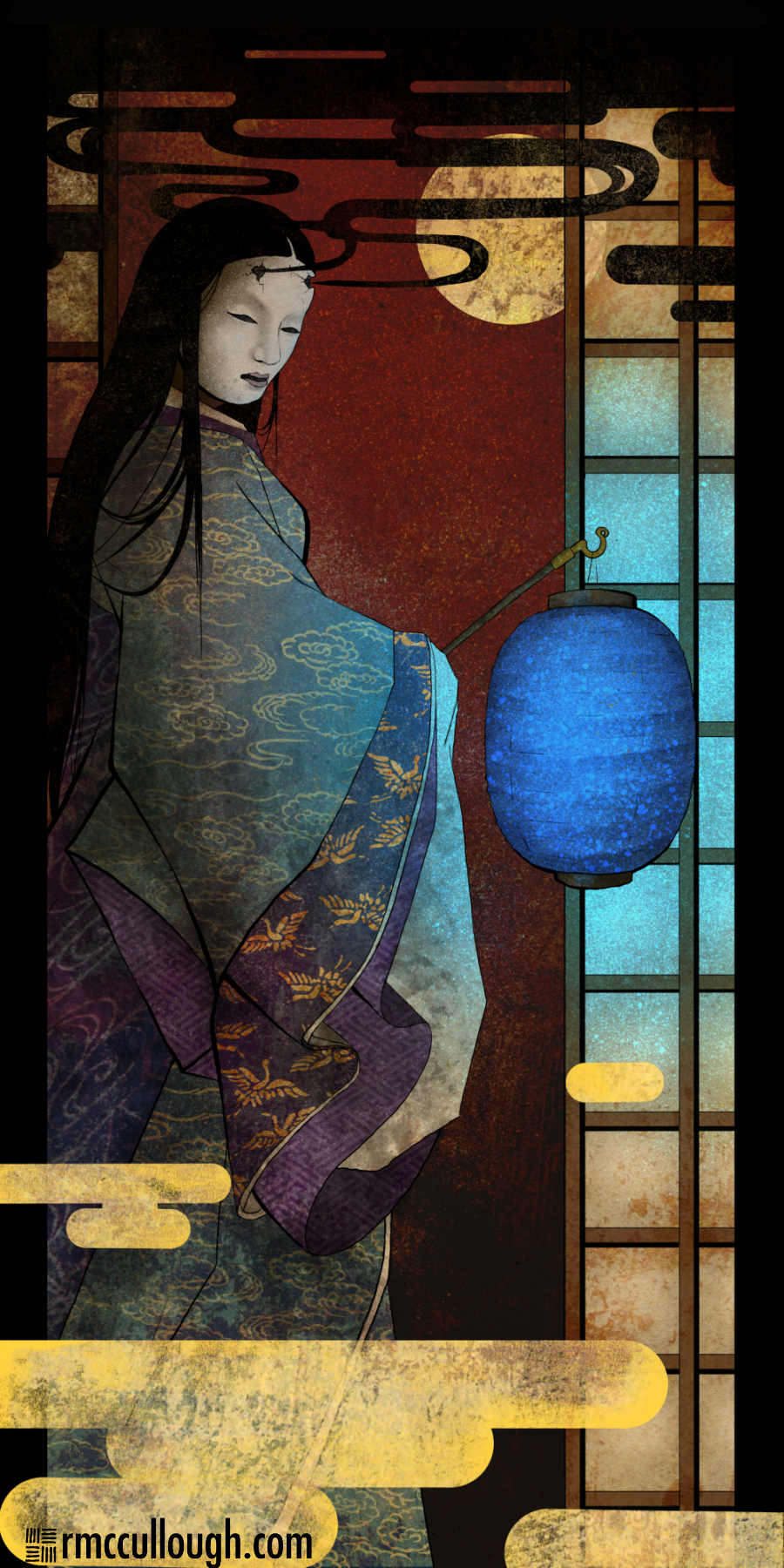 Blue Gaki