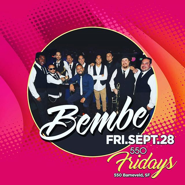 SAN FRANCISCO!! TOMORROW I'LL BE CELEBRATING MY BIRTHDAY WITH ALL OF YOU THIS COMING FRIDAY AT SPACE 550 IN SF!  TICKETS STILL AVAILABLE  ALL STAR MUSICIANS ALL ON ONE STAGE!! 🔥🔥 SEE YOU THERE!  #salsa #salsadancing #timba #cuba #puertorico #cubeypuertorico #music #life #percussionist #inmyelement #mybirthday #sanfrancisco #wecomingback