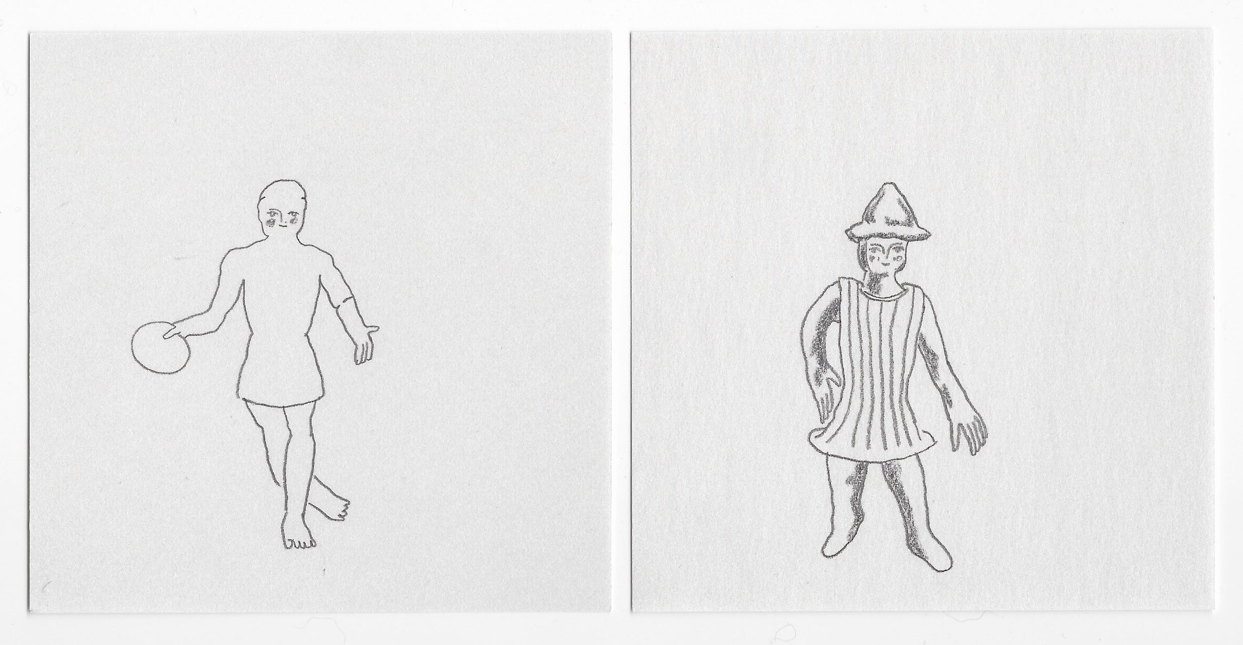 "- summer archive assistant graphite4x4"" , 4x4""2019"