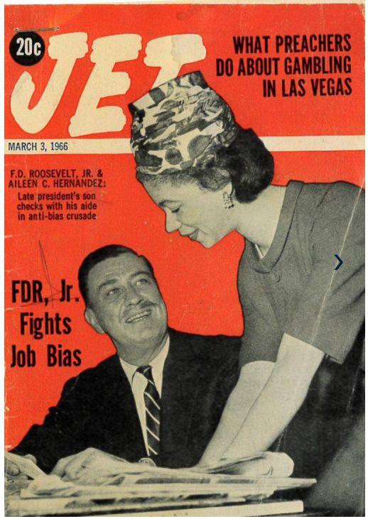 Jet magazine, March 3, 1966.