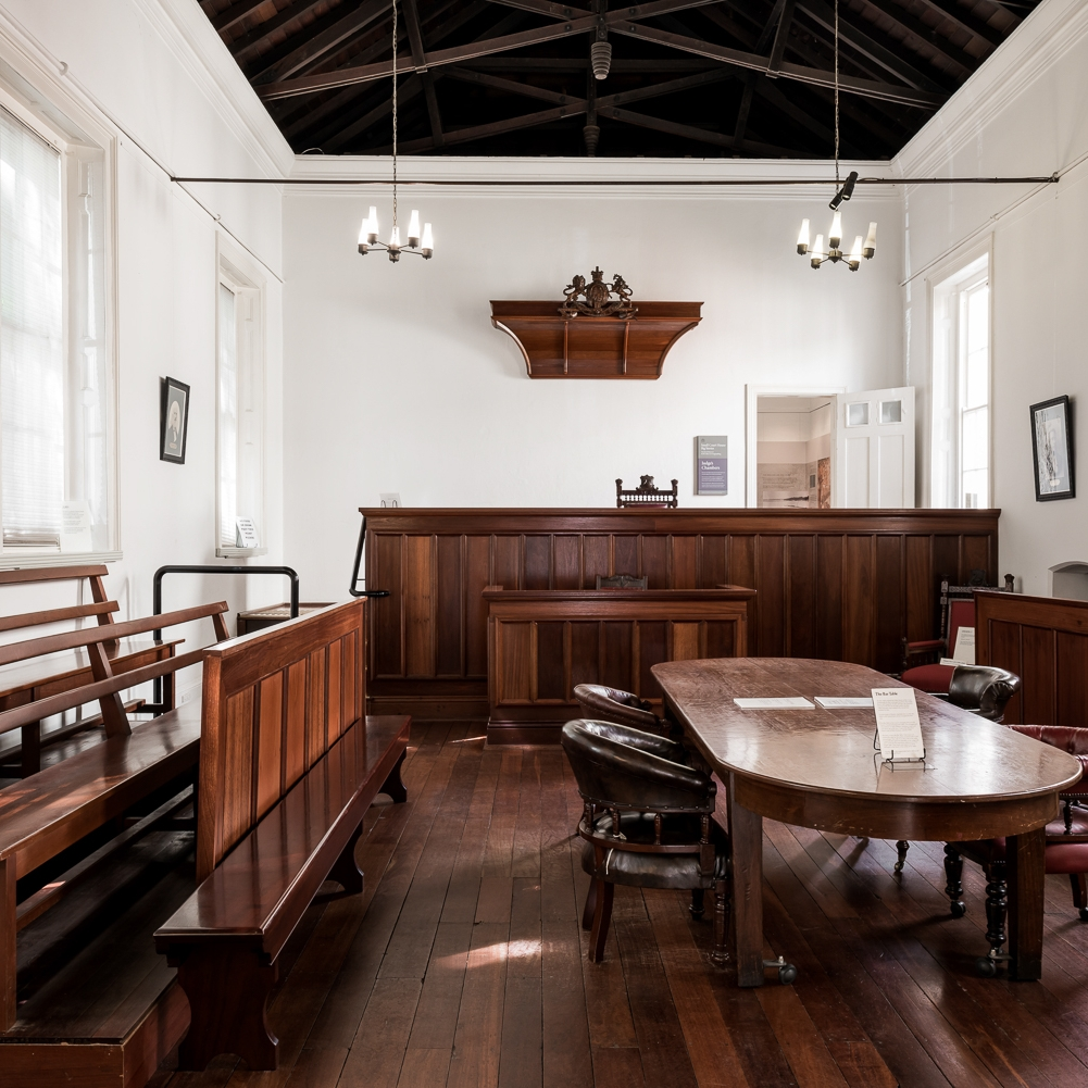 2. Old Courthouse Law Museum - Stirling Gardens, cnr Barrack Street & St Georges Terrace, PerthOpen Tuesday to Friday from 10am - 4pm. Admission is free. For further details visit Old Court House Law Museum website.The Old Court House Law Museum is housed in Perth's oldest building, constructed in 1836. One of only a few law museums in the world, the museum's objective is to promote understanding of the law, legal issues and the legal profession in Western Australia's community and to preserve the history of the law and the legal profession in this state. The Museum's interpretive displays, Small Court House Big Stories and People and The Law, are accompanied by an audio overview and take visitors on a journey through Western Australia's legal history.