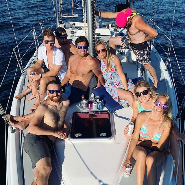 All the way from Toronto, Seattle, Georgia, South Africa,  and even Australia and New Zealand !! Just some of the amazing people we meet on board on our exclusive private sailing yacht tours for any occasion. Great for birthdays, anniversaries, corporate groups and even Honeymoons. Tours 7 Days a week. Message us today ⚓️ #okyachtlife #okanaganyachttours #okyachttours #kelowna #kelownaboating #kelownasailing