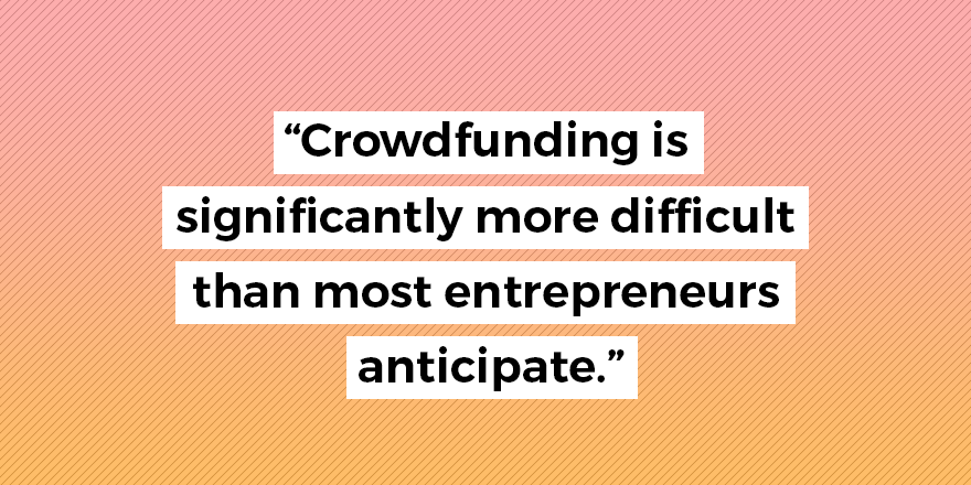 Crowdfunding in Emerging Markets Tweet