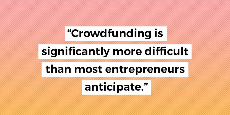 Crowdfunding in Emerging Markets Tweet
