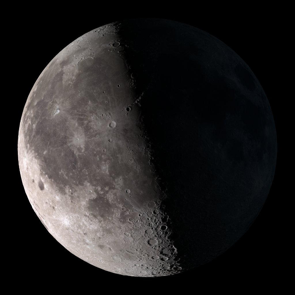 Credit: Ernie Wright, NASA