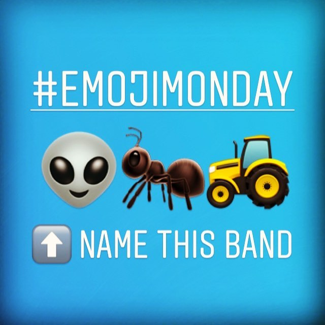 These guys made it famous on a MJ remake...and never heard from them again...anyone know any other of their songs? #roundrockmusic #emojimonday #musictrivia