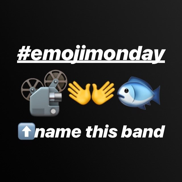 Long live ska and all its trombone solos! #emojimonday name this band ⬆️ #roundrockmusic