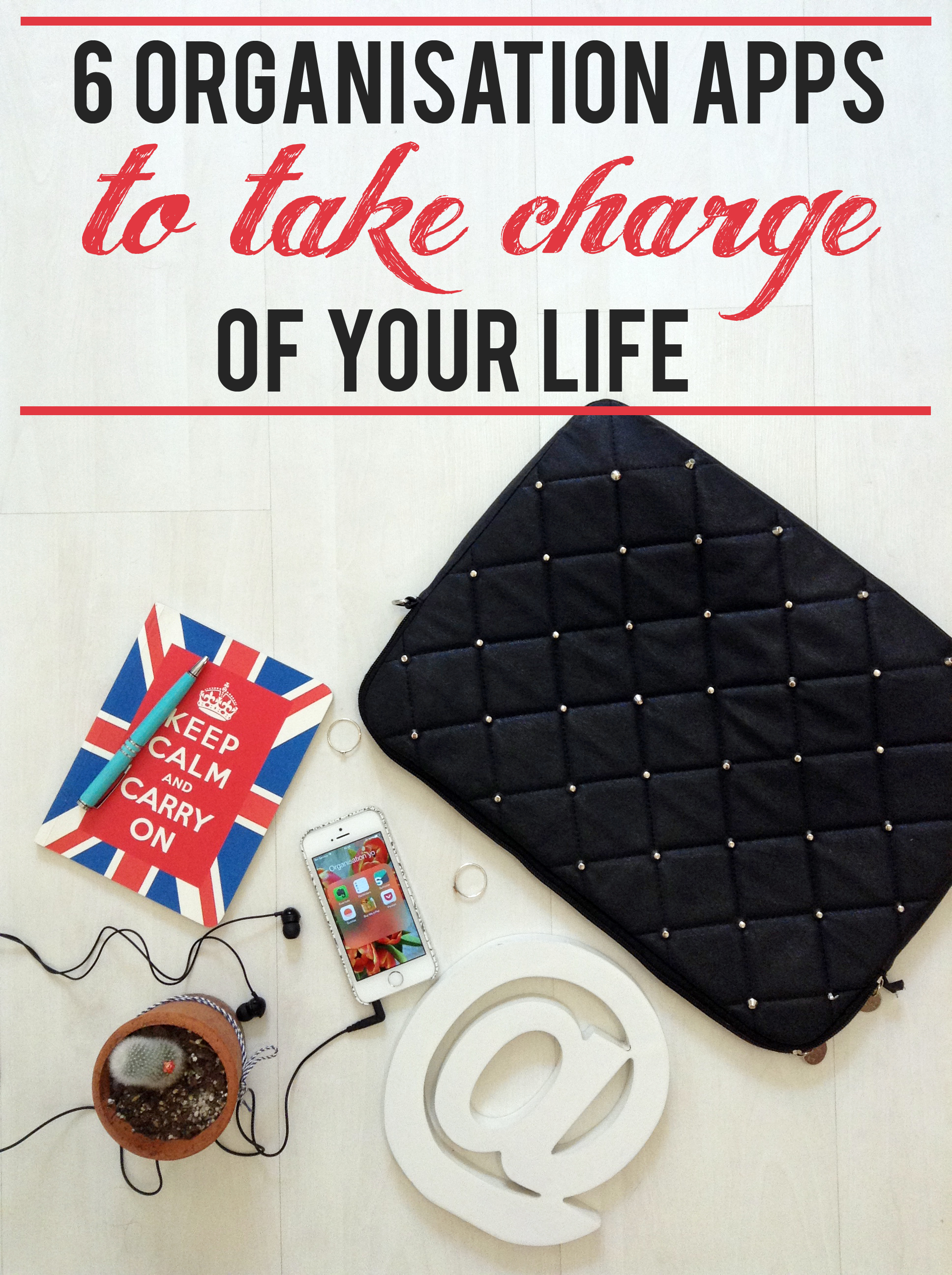 Level up: 6 organisation apps to take charge of your life