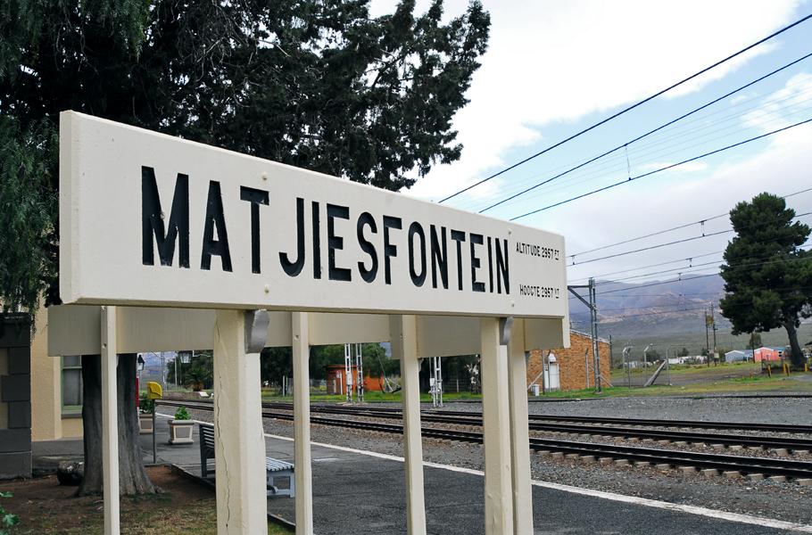 Wanderings: history and charm in Matjiesfontein | wishlistsandwanderings.com