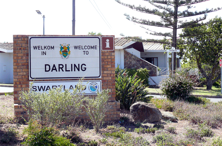 For a small farming town about an hour's drive from Cape Town, South Africa, Darling has quite a reputation. Do you know anywhere else that is simultaneously known for craft beer, an eco-friendly music festival, a wildflower show and a social activist who is best known for his performances as an old lady named Evita Bezuidenhout? From wine farms to coffee shops, here's what to do in Darling (and why you should consider a roadtrip).