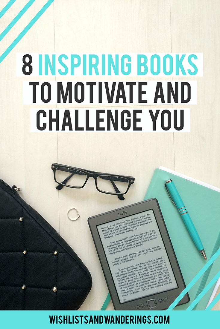 Looking to expand your mind and give yourself a kick start? From guides to stop procrastinating to travel tips, happiness projects and incredible personal stories, here are some of the best inspiring books to motivate and challenge you.